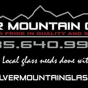 Silver Mountain Glass