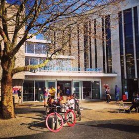 The University Library, University of Portsmouth