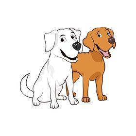 Keep Calm Walk The Labrador KC Dog Lovers Gift Mens T Shirt Size S-XXL
