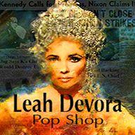 Leah Devora Pop Art Canvas for Sale Contemporary & Classic Pop Art