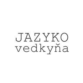 Jazykovedkyna.sk