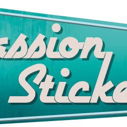 Passion Stickers