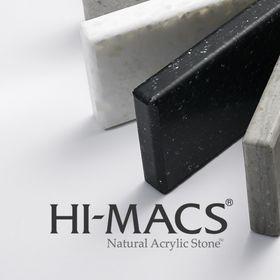 HI-MACS Natural Acrylic Stone (HIMACS) on Pinterest