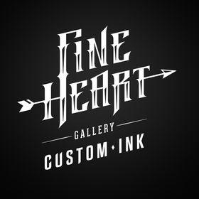 Fine Heart Custom Ink