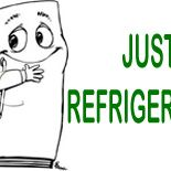 Just refrigerator