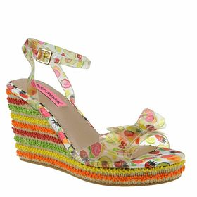 Yellow Franco Sarto Womens Quintana Casual Sandals Shoes 9.5