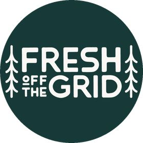 Fresh Off The Grid | Camping Food & Backpacking Meals