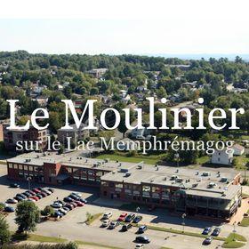 Le Moulinier sur le Lac Memphrémagog