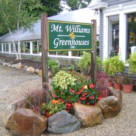 Mount Williams Greenhouses inc.