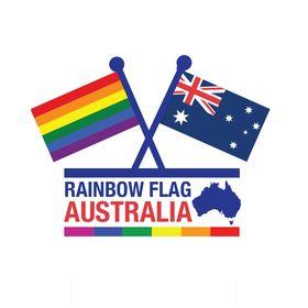 Rainbow Flag Australia