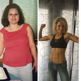 Avril Baxter, The 100 Pound Weight Loss Coach
