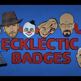 Ecklectic Badges