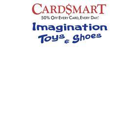 Imagination Toys & Shoes/CardSmart