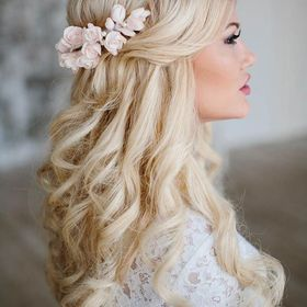 hairstyle Bridesmaid