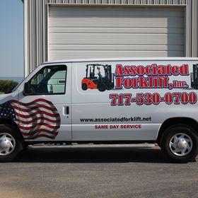 Associated Forklift, inc (associatedforkl) on Pinterest