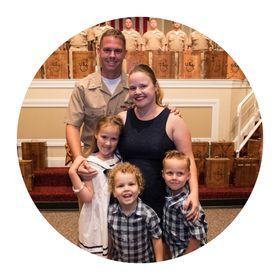 Beth Ann | The Life of a Navy Nuke Wife | Preschool Printables