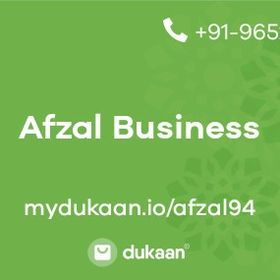AFZAL BUSINESS
