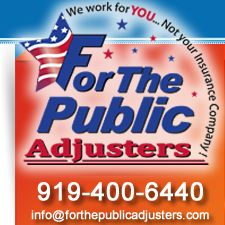 For The Public Adjusters, Inc.