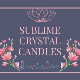 Sublime Crystal Candles