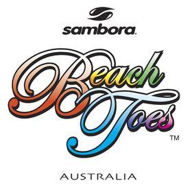 Beach Toes by Sambora