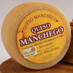 The Manchego Cheese