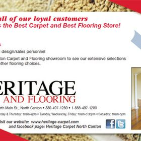 Heritage Carpet and Flooring