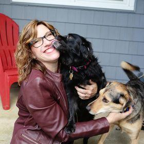 Leah Ingram, dog lover, owner Pawsome Doggie
