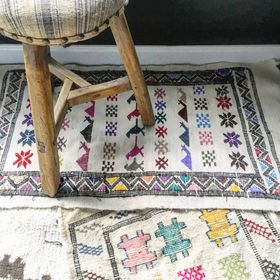 Mazzi & Co: Moroccan Rugs and Textiles