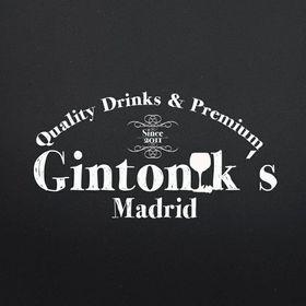 Gintoniks