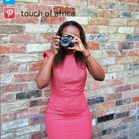 TouchofAfrica.styleblog of