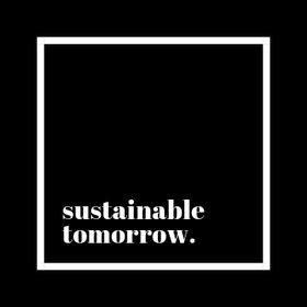 Sustainable tomorrow