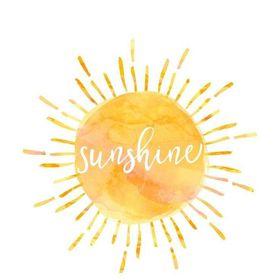 sunshine ♡