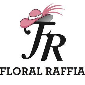 Floral Raffia