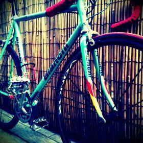 Vélo pédale Demolition Trooper NY noir