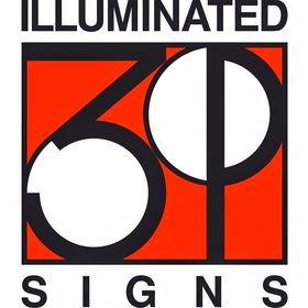3P světelné reklamy / illuminated signs