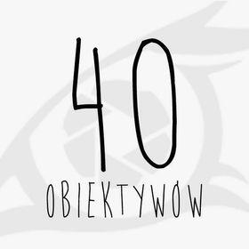 Ania i 40 obiektywów