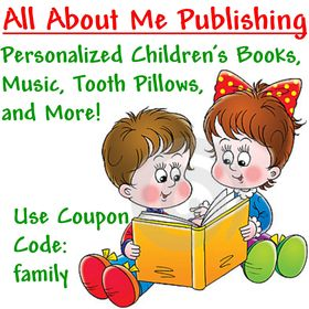 all about me publishing coupon