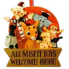 Lost Misfit Toys