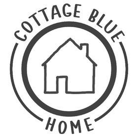 Cottage Blue Home