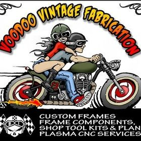 Voodoo Vintage Frame and Chassis