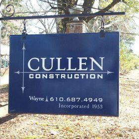 Cullen Construction Inc.