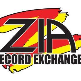 Zia Records logo