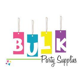 Bulk Party Supplies