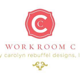 Workroom C by Carolyn Rebuffel Designs