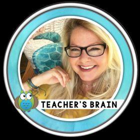 Teacher's Brain - Cindy Martin   Educational Resources