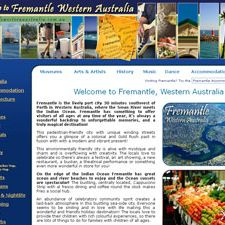 Fremantle Western Australia .com.au