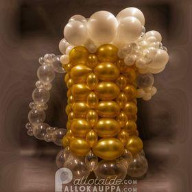 Weird Balloon Art - Pallotaide.com