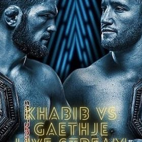 Watch UFC 254 Live Stream Free | Khabib vs Gaethje Live (WatchUFC254LiveOnline) on Pinterest