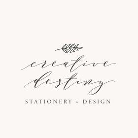 Creative Destiny Stationery + Design