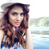 Gia Gianina @ Zambet Gratis Beauty Blog